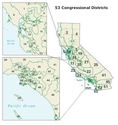 Redistricting California LWVCorg