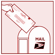 vote centers mail ballot