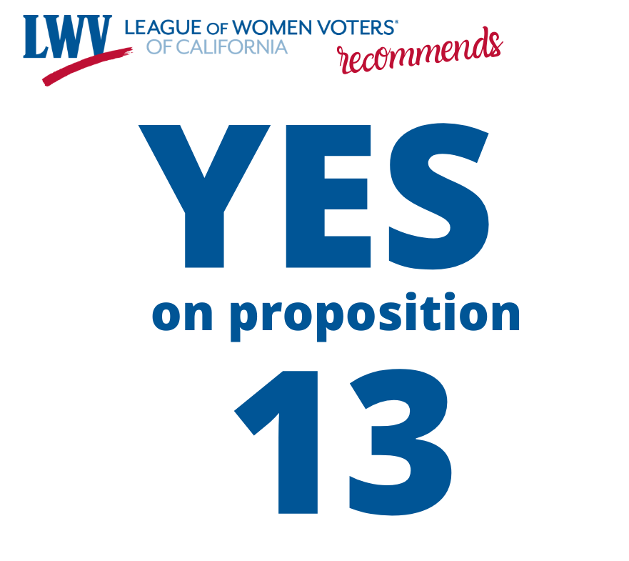 yes on prop 13