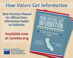 How voters get information image
