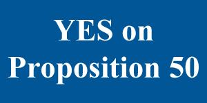 advocacy, yes on Proposition 50, voting, elections, nonpartisan, League of Women Voters, California