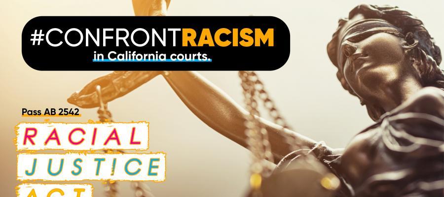 Racial Justice Act, AB2542, racism, California, criminal justice reform