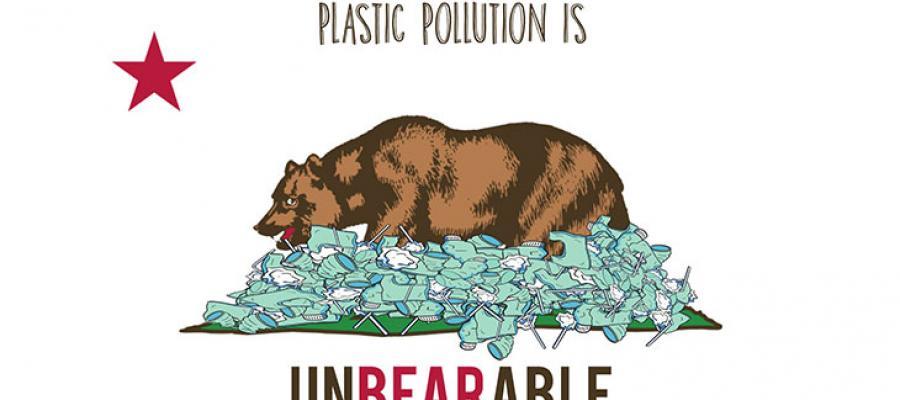 AB 1080, SB 54, plastic waste, environment, California, pollution