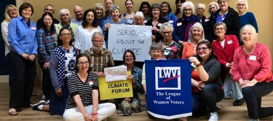 LWVC SoCal Forum Attendees