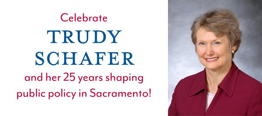 Celebrate Trudy Schafer