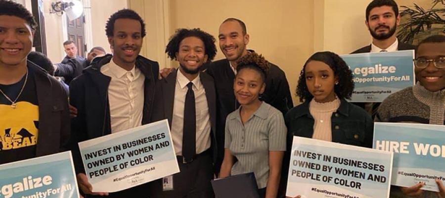 Affirmative action, California, ACA 5, equal oportunity
