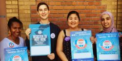 National Voter Registration Day League of Women Voters California