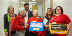 League CoSponsors California Racial Justice Act