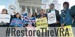 voting rights, restore the VRA, voting, elections, League of WOmen Voters of California, civil rights