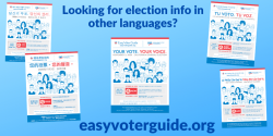 Easy Voter Guide, cavotes, elections, voting, voter guide, trusted source, California