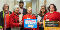 Racial Justice Act, California, equality, AB 2542, League of Women Voters, confront racism