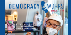 league of women voters of California newsletter